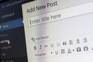כתיבת תוכן באינטרנט